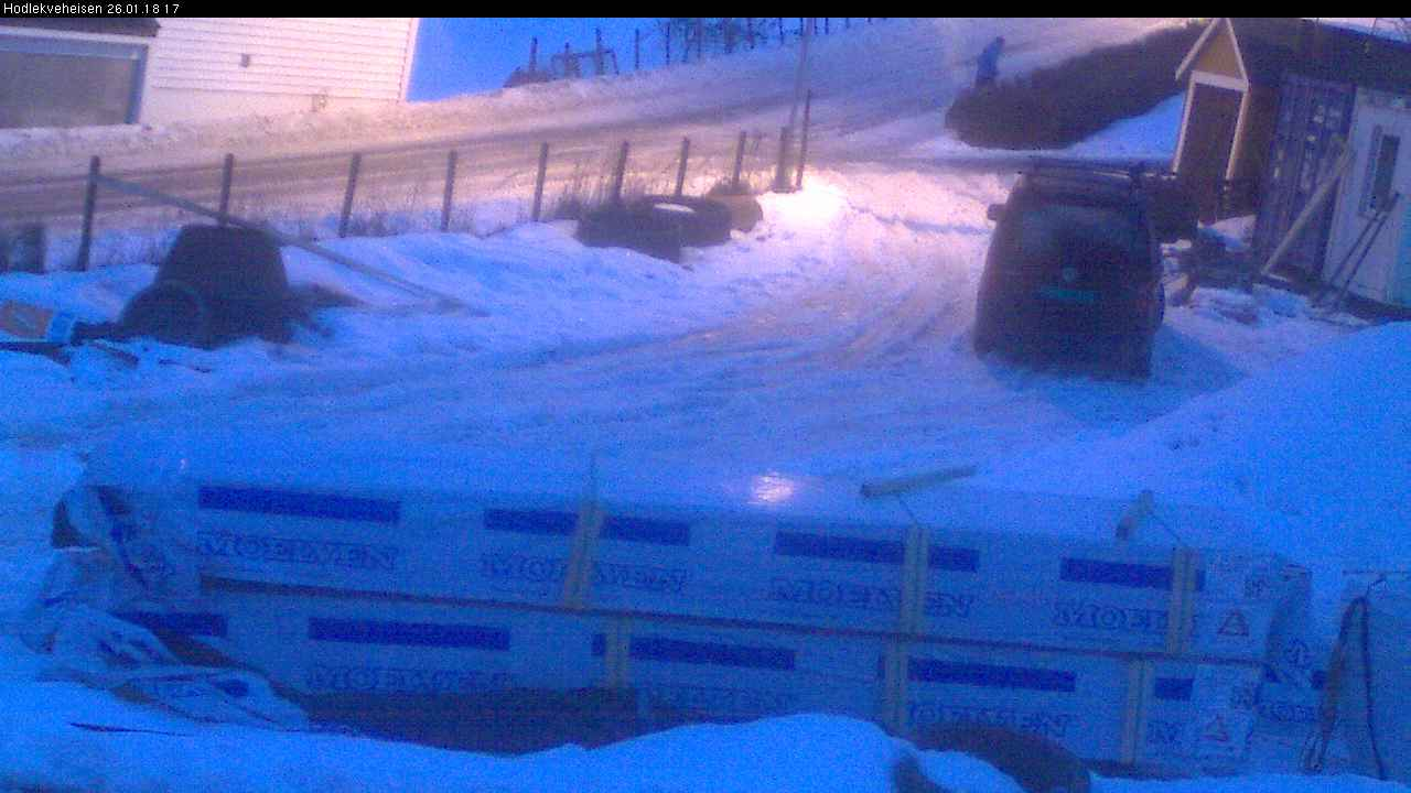 Sogndal skisenter, Hodlekveheisen